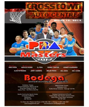 Crosstown Auto Centre backs PBA Masters as majorsponsor