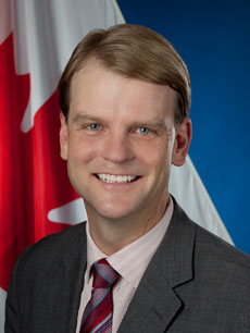 Minister Chris Alexander of Citizenship and Immigration.(pm.gc.ca)