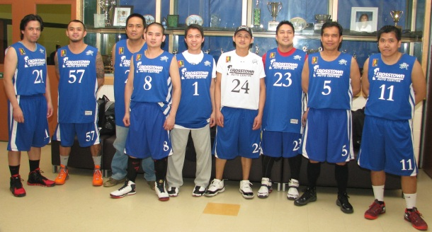 Newcomer Barakos hope to bounce back from their opening day loss to the highly-favored The Crooks last week when they play Piccolino Bistro in the PSA-Crosstown Auto Spring League on Saturday, March 22, at the Father Michael Troy Catholic School.(Photo by Moses Billacura/pinoy edmonton news)