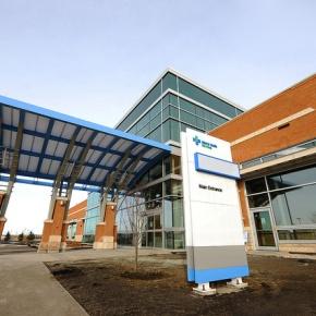 Strathcona Community Hospital to open May21