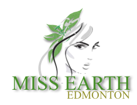 Miss Earth Edmonton New Logo