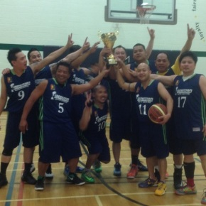 Edson Filipino Inter-Town Basketball League draws 8 teams