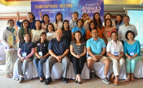 9th PAL Ladies Interclub comes to Cebu; Team captains meet at AltaVista