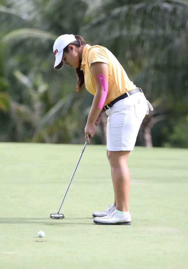 Annika Cedo of Manila Southwoods.(PAL)