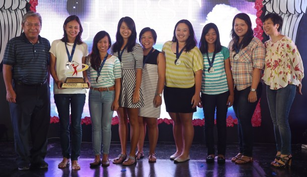 Cebu Country Club, this year's first runner-up. (PAL)