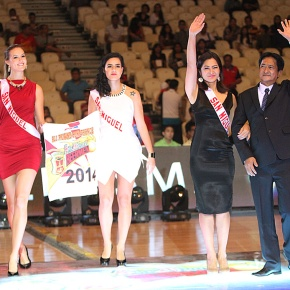 Philippine Basketball Association's 40th Season Opening Images by Nuki Sabio