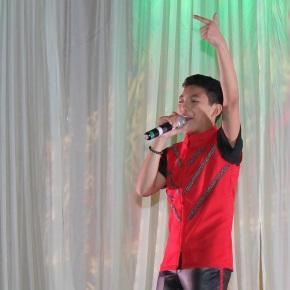 Darren's homecoming concert, a big hit inEdmonton