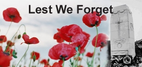 Lest we forget, message from the Minister of Veterans Affairs; City of Edmonton to hold Remembrance Day Services