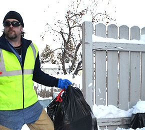 If your collection day falls on statutory holidays, your waste will be collected on Monday December 22 and December29