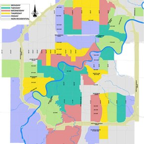 Neighbourhood blading cycle begins Tuesday, February17