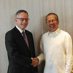 Canada, Philippines discuss enhanced trade, investment relations