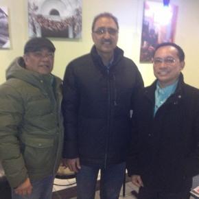 Two Filipino-Albertans supportSohi