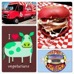 Jeepney JayTee food truck to feature Pan de Sal bun for vegetarianstomorrow