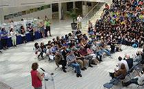 City Hall School grads showcase a successful year ofcitizenship