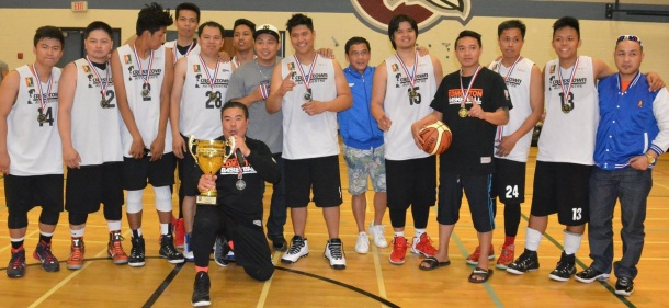 This year's open division champion, the RAM Boys.(Photo courtesy of PSA)