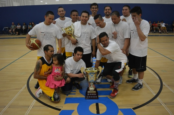 """CJR Trucking of Calgary emerged as champion of the 2015 Philippine Sport Association-Crosstown Auto Centre's """"Battle of Champions"""" held over the weekend in Edmonton.(Photos courtesy of PSA)"""