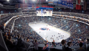 OEG unveils Rogers Place Presentation Centre; Open to public on Saturday