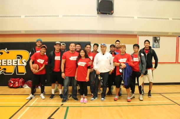 KIA North Edmonton team.
