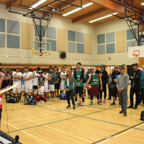 Edson Filipino Inter-Town basketball league starts on a high note