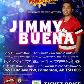 Maligaya Travel, 3 more backers support Filipino-Edmontonian singer