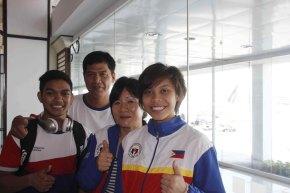 PH table tennis players flown by PAL toHKG