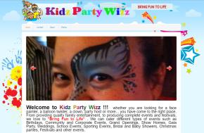 Let Kidz Party Wizz `bring fun tolife'