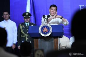 Put up water treatment facilities: President Duterte tells Manila Bay hotels