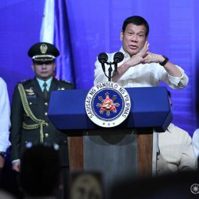 Duterte bares names of 46 gov't officials linked to drugs
