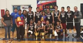 `Palarong Pinoy' organizers thankful to sponsors,volunteers