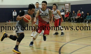 Undermanned Crosstown Auto loses to Team FB, 90-96; Max's Restaurant stuns North Edmonton KIA in a come-from-behind win, 96-94; AOMG, Crosstown share top honors