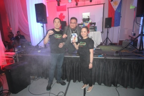 `They came, they saw, they supported still': Duterte Volunteers Alberta Canada's `The Reunion', a hugesuccess