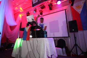 For parties and special occasions, DJ and Sound System Services by DJ Duco;  Tawag na sa780-887-9956!