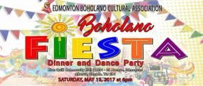 Boholano Fiesta tonight at BlueQuill