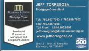 JeffTorregosaMortgageConsultant