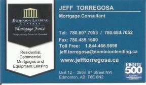 JeffTorregosaMortgageConsultant