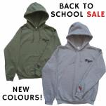Back to school sale is now live on the site along with our new olive and light grey hoodies! 👀🎊 https://www.facebook.com/stryvecloth/photos/a.1232039816921966.1073741829.1144273589031923/1272556149536999/?type=3&theater