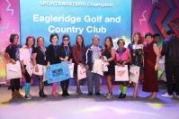 Sportswriters Division Champion – EAGLERIDGE Aran Cho, Erlinda Goble, Eden Hernandez, Soon Hak Jung, Catalina Neish, Sun Ok Park, Lita Samson, Maria Lyss Santos.