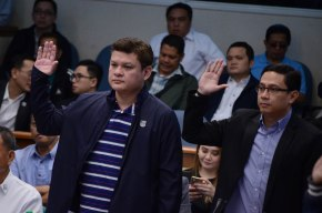 Palace dares 'Bikoy' to substantiate hisconfession