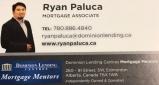 In need of a mortgage? Kabayan, talk to Ryan Paluca at 780-886-4840.