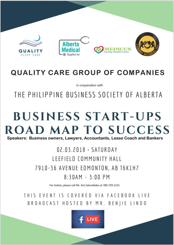 QSCStarUpBusinessEventPosterForFBpostings
