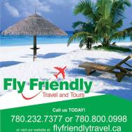 Fly Friendly Travel Tours