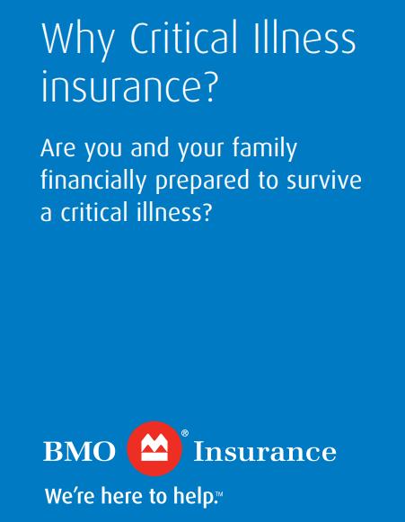 BMO Critical Illness