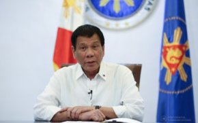 President Duterte warns using emergency powers vs. rice hoarders