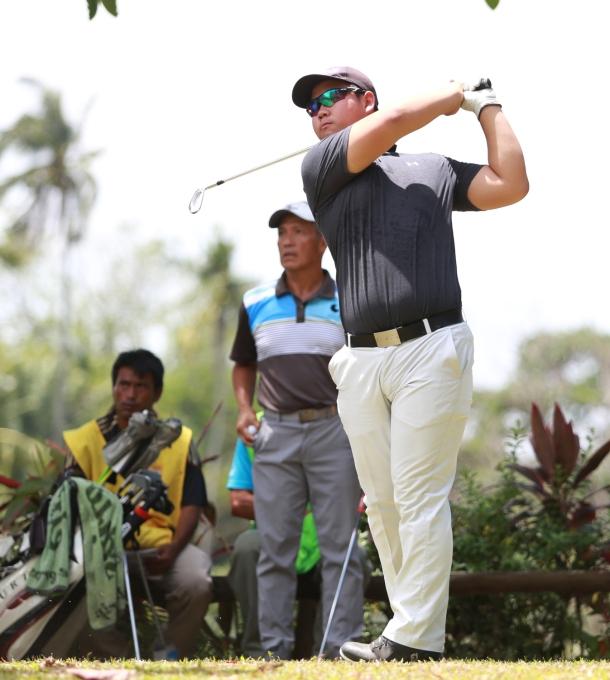 PAL golf Tom Kim