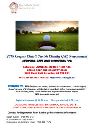 http://www.corpuschristi-edm.ca/files/Bulletins/2018%20Golf%20Tourney/2018%20Corpus%20Christi%20Golf%20%20Poster.pdf