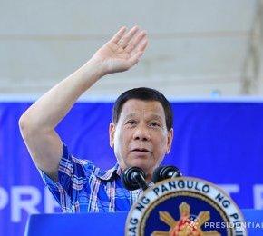 President Duterte open to resume peace talks withReds