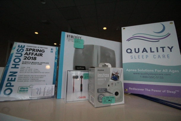 Quality Sleep Care Spring Affair 2018