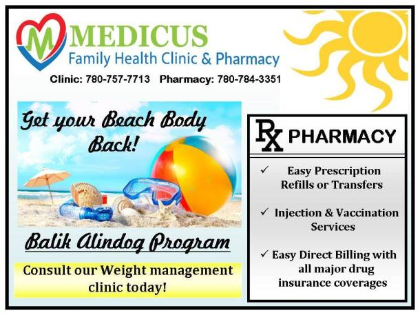medicus clinic balik alindog program