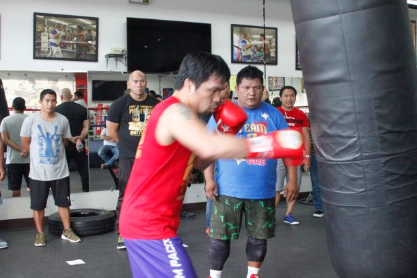 heavy bag with Buboy-for winch