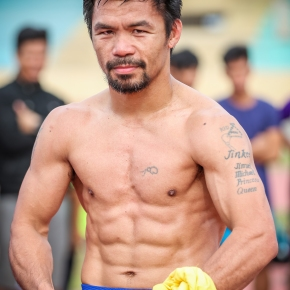 Pacquiao, Matthysse Peaking At Right Moment